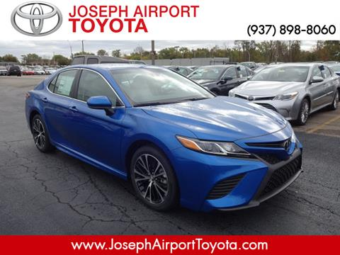 2018 Toyota Camry for sale in Vandalia, OH