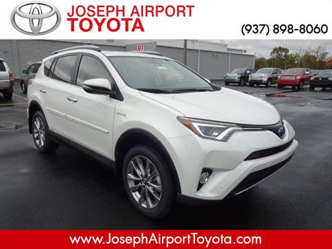 2018 Toyota RAV4 Hybrid for sale in Vandalia, OH