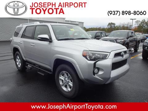 2018 Toyota 4Runner for sale in Vandalia, OH