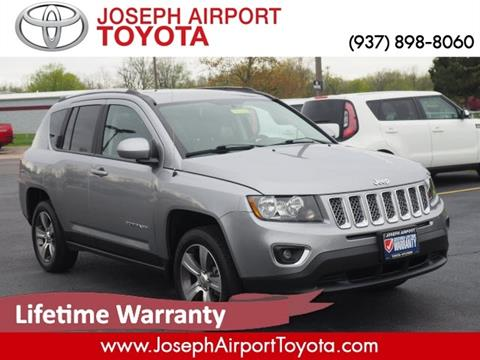 2017 Jeep Compass for sale in Vandalia, OH