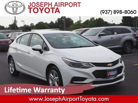 2018 Chevrolet Cruze for sale in Vandalia, OH
