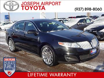 2011 Lincoln MKS for sale in Vandalia, OH