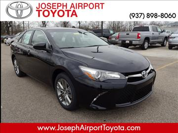 2017 Toyota Camry for sale in Vandalia, OH