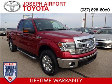 2014 ford f 150 for sale in vandalia oh - 2014 Ford F 150