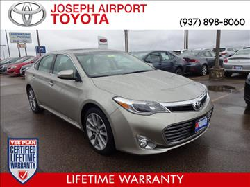 2014 Toyota Avalon for sale in Vandalia, OH