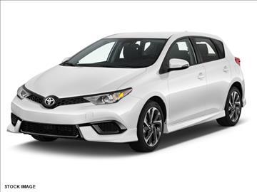 2017 Toyota Corolla iM for sale in Vandalia, OH
