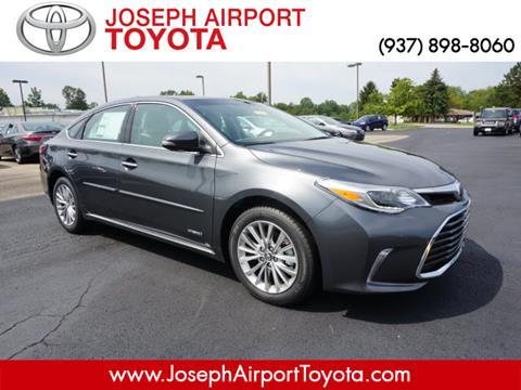 2017 Toyota Avalon Hybrid for sale in Vandalia, OH