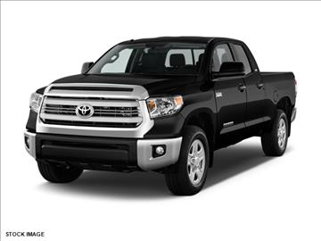2017 Toyota Tundra for sale in Vandalia, OH