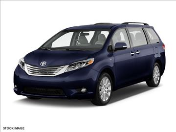 2017 Toyota Sienna for sale in Vandalia, OH