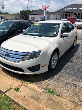 2011 Ford Fusion for sale in Jackson, AL
