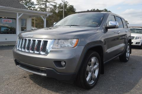 2012 Jeep Grand Cherokee for sale in Conway, SC