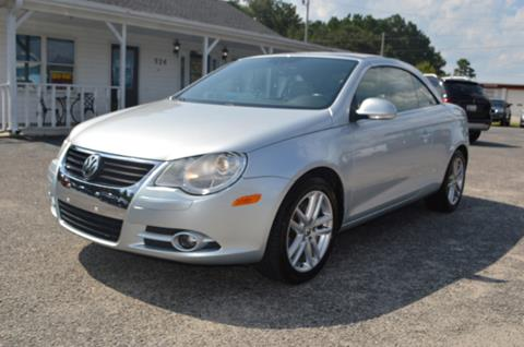 2008 Volkswagen Eos for sale in Conway, SC