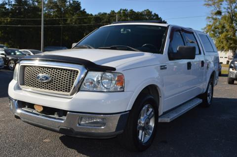2004 Ford F-150 for sale in Conway, SC