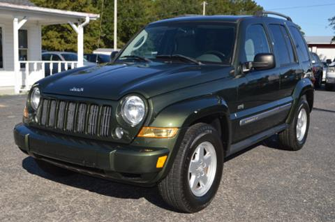 2006 Jeep Liberty for sale in Conway, SC