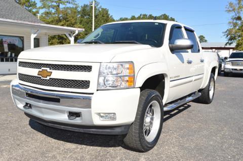 2012 Chevrolet Silverado 1500 for sale in Conway, SC