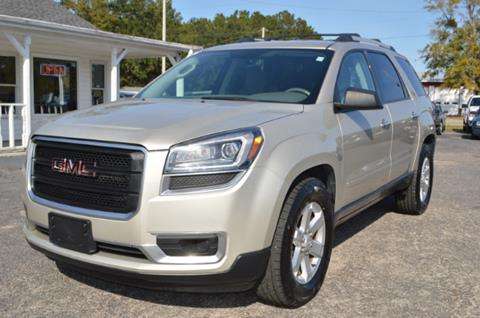 2013 GMC Acadia for sale in Conway, SC