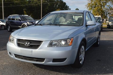 2007 Hyundai Sonata for sale in Conway, SC