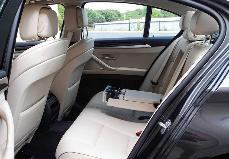 2013 BMW 5 Series for sale at BAVARIAN AUTOGROUP LLC in Kansas City MO
