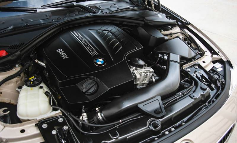 2014 BMW 4 Series for sale at BAVARIAN AUTOGROUP LLC in Kansas City MO