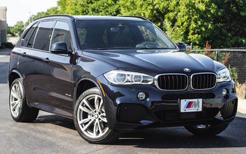 2014 BMW X5 for sale at BAVARIAN AUTOGROUP LLC in Kansas City MO