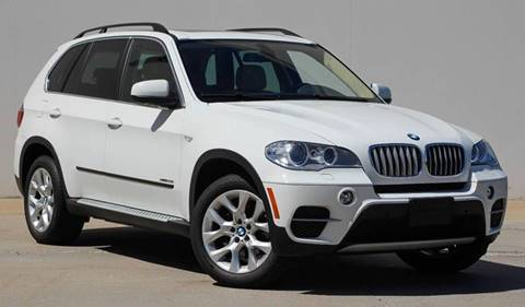 2013 BMW X5 for sale at BAVARIAN AUTOGROUP LLC in Kansas City MO