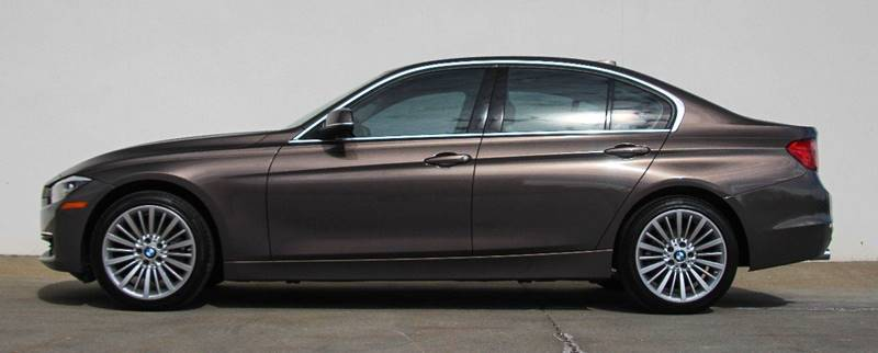 2013 BMW 3 Series for sale at BAVARIAN AUTOGROUP LLC in Kansas City MO