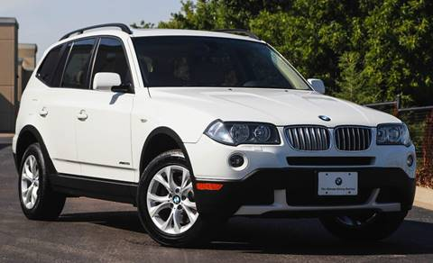 2009 BMW X3 for sale at BAVARIAN AUTOGROUP LLC in Kansas City MO