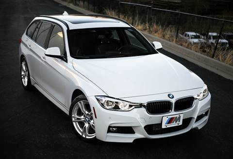 2016 BMW 3 Series for sale at BAVARIAN AUTOGROUP LLC in Kansas City MO