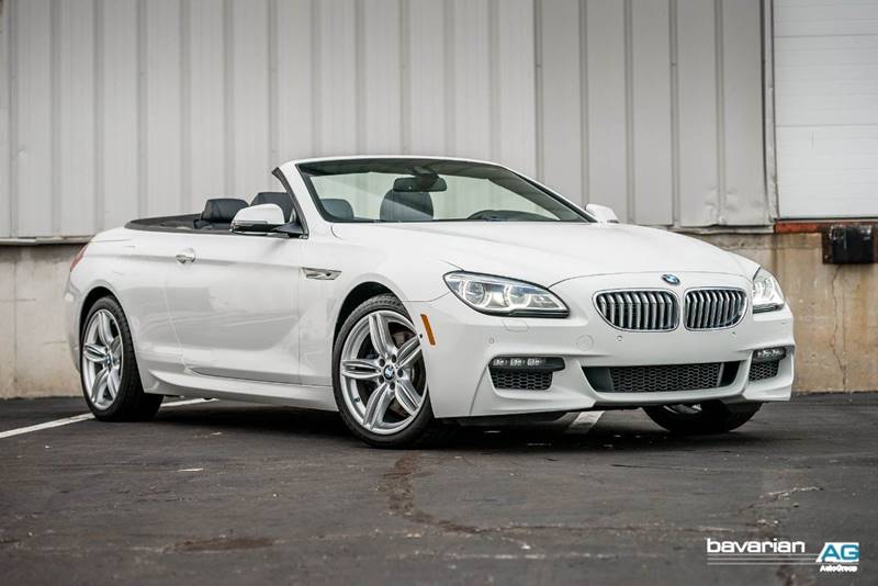 2016 bmw 6 series 650i xdrive in kansas city mo. Black Bedroom Furniture Sets. Home Design Ideas