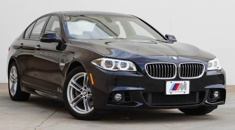 2014 BMW 5 Series for sale at BAVARIAN AUTOGROUP LLC in Kansas City MO
