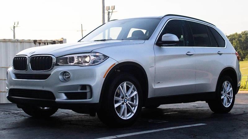 2015 BMW X5 for sale at BAVARIAN AUTOGROUP LLC in Kansas City MO