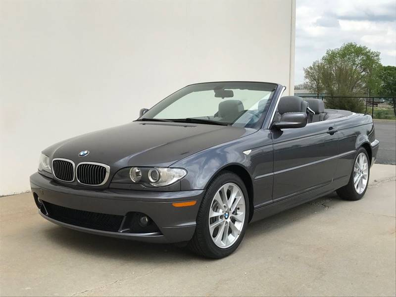 2005 BMW 3 Series for sale at BAVARIAN AUTOGROUP LLC in Kansas City MO