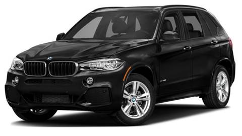 2017 BMW X5 for sale at BAVARIAN AUTOGROUP LLC in Kansas City MO
