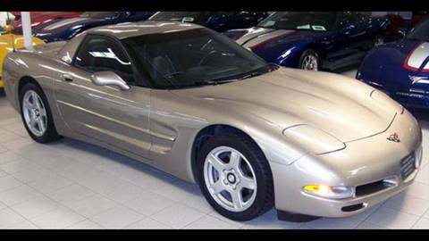 1999 Chevrolet Corvette for sale at BAVARIAN AUTOGROUP LLC in Kansas City MO