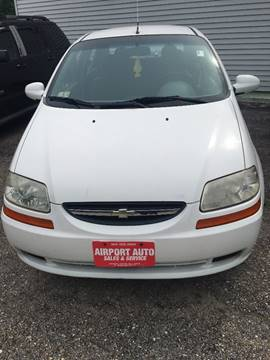 2004 Chevrolet Aveo for sale in East Middlebury, VT