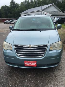 2008 Chrysler Town and Country for sale in East Middlebury, VT