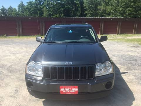 2007 Jeep Grand Cherokee for sale in East Middlebury, VT