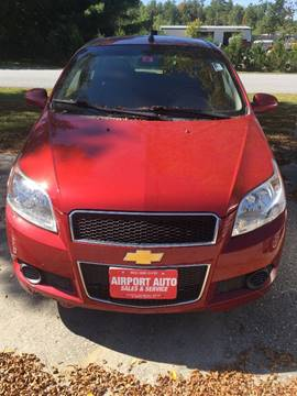 2011 Chevrolet Aveo for sale in East Middlebury, VT