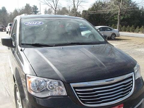 2012 Chrysler Town and Country for sale in East Middlebury, VT