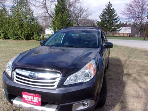 2012 Subaru Outback for sale in East Middlebury, VT