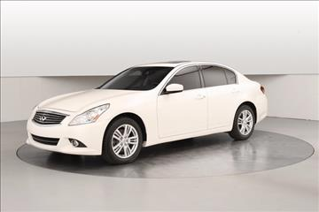 2013 Infiniti G37 Sedan for sale in Grand Rapids, MI