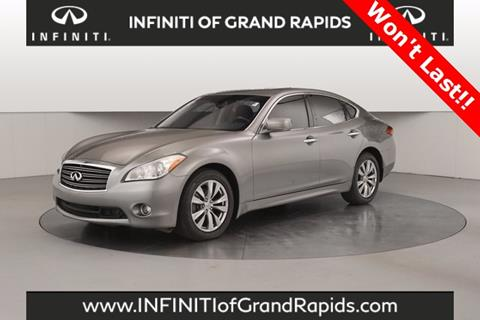 2012 Infiniti M56 for sale in Grand Rapids, MI