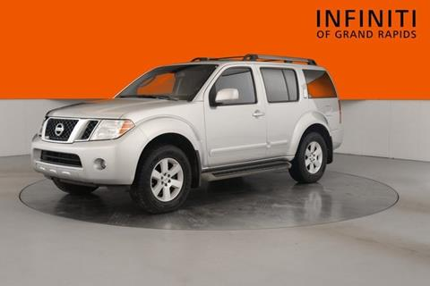 Nissan Pathfinder For Sale In Grand Rapids Mi