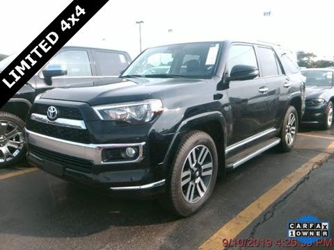 Toyota Grand Rapids >> 2016 Toyota 4runner For Sale In Grand Rapids Mi