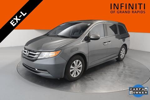 2017 Honda Odyssey for sale in Grand Rapids, MI