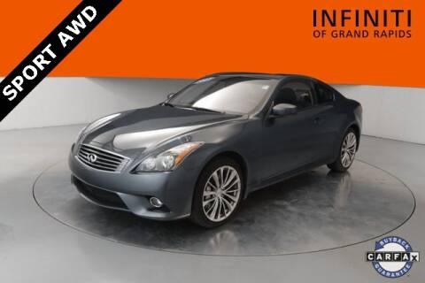 Infiniti Of Grand Rapids >> 2012 Infiniti G37 Coupe For Sale In Grand Rapids Mi