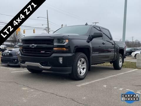 2018 Chevrolet Silverado 1500 for sale at Infiniti of Grand Rapids in Grand Rapids MI