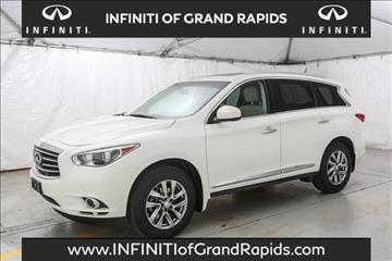 2013 Infiniti JX35 for sale in Grand Rapids, MI