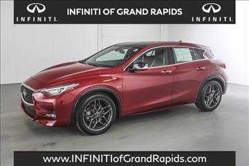 2017 Infiniti QX30 for sale in Grand Rapids, MI