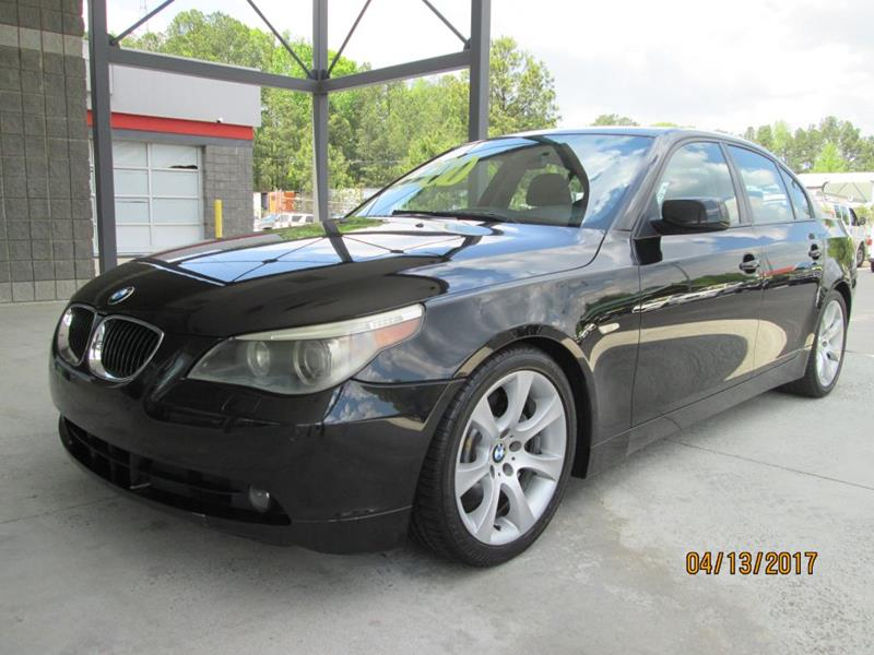 2006 bmw 5 series 550i in griffin ga - motor max